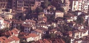 The town of Veliko Turnovo