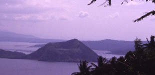 Southern Luzon and Taal Volcano