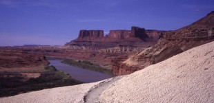 Biking the White Rim Trail, Canyonlands, Utah