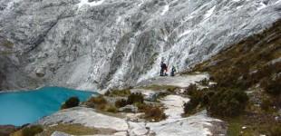 Receding Glaciers